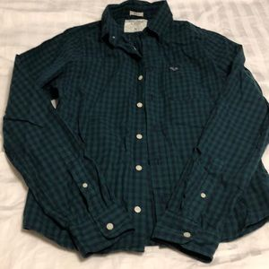 Men's Abercrombie & Fitch button down